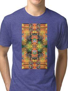 PATTERNS FOR TYRA 66 Tri-blend T-Shirt