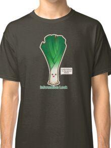 Information Leek Classic T-Shirt