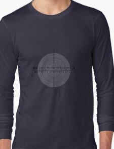 Sniper - Geek / Nerd Joke T-Shirt