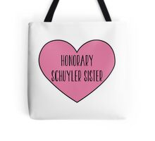 Honorary Schuyler Sister Tote Bag