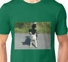Collie Dog - Clean K9 Unisex T-Shirt