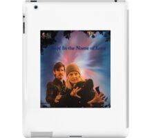 Stop! In the Name of Love iPad Case/Skin