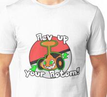 Rev up your Rotom Unisex T-Shirt