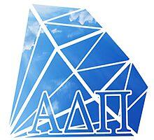 ADPi Diamond - Sky Photographic Print