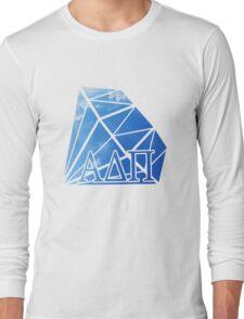 ADPi Diamond - Sky Long Sleeve T-Shirt