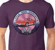 A Little Red Corvette Unisex T-Shirt
