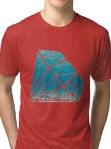 ADPi Diamond - Ocean Tri-blend T-Shirt