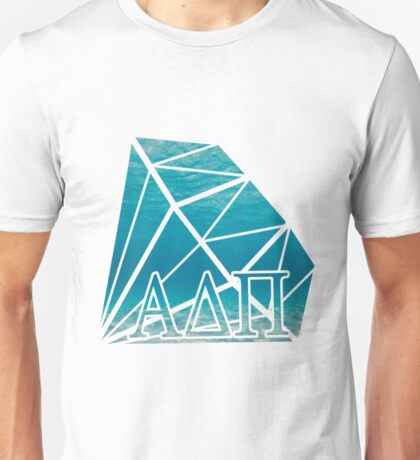 ADPi Diamond - Ocean Unisex T-Shirt