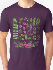 Floral Formation T-Shirt