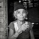 Khi Mu Woman Dien Bien Phu by Andrew  Makowiecki