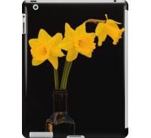 Daffodils 2 iPad Case/Skin