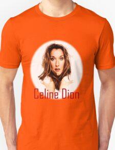 Celine Dion Face beauty Unisex T-Shirt