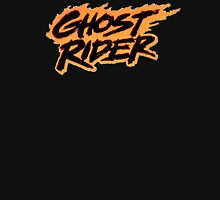Ghost Rider - Classic Title - Clean Unisex T-Shirt