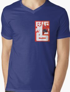 big hero Mens V-Neck T-Shirt