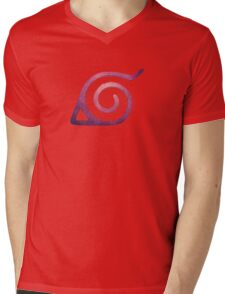 hidden leaf Mens V-Neck T-Shirt
