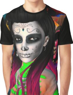 Day of the Dead Kardashian's Graphic T-Shirt