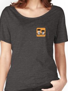 Quad Cube Women's Relaxed Fit T-Shirt