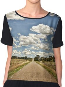 Endless Road Chiffon Top
