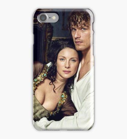 Outlander/Jamie & Claire Fraser iPhone Case/Skin