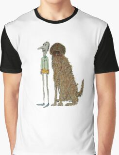 Dogs Life Graphic T-Shirt