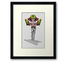 Modern Day Shaman Framed Print