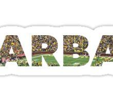 HARBAE Michigan Football Sticker