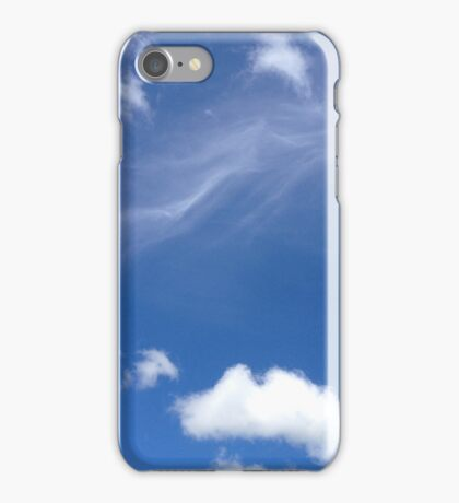 Wisps and fluff iPhone Case/Skin