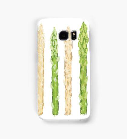 Asparagus Samsung Galaxy Case/Skin