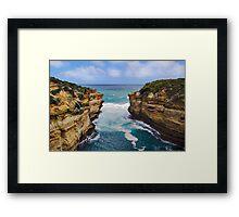 Cape Schanck Headlands Framed Print