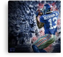 Odell beckham jr Canvas Print
