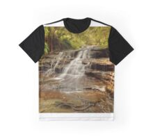Leura Cascade .. 2014 Graphic T-Shirt