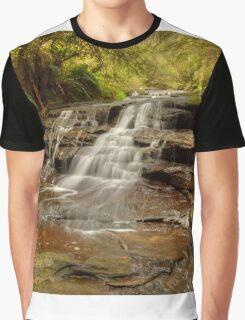 Leura Cascade .. 2014 Graphic T-Shirt