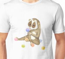Animal Slow Loris Unisex T-Shirt
