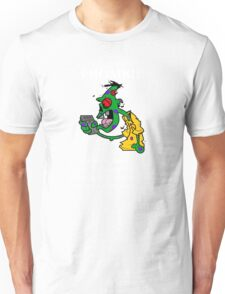 Phombie - Mobile Phone Zombie Unisex T-Shirt