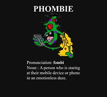 Phombie - Mobile Phone Zombie Classic T-Shirt