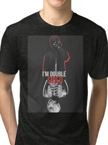 Double Sided Tri-blend T-Shirt