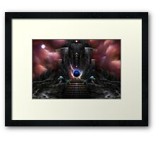 The Realm Of Osphilium Framed Print