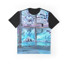 A window In Time Graphic T-Shirt