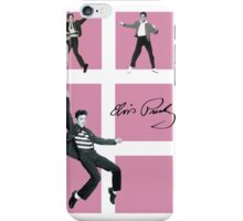 The King (Pink) iPhone Case/Skin