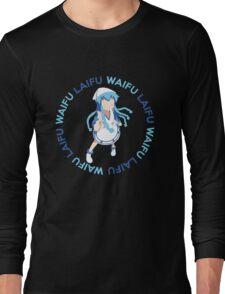 Waifu Laifu Anime Shirt Long Sleeve T-Shirt