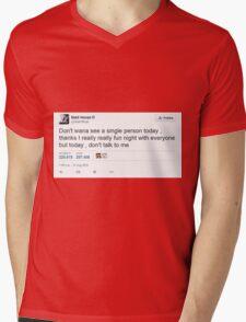 Niall Don't Talk to Me Tweet T-Shirt