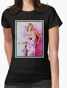 Paris Hilton - Barbie Womens Fitted T-Shirt
