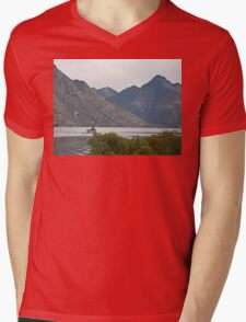 Dwarfed by the Mountains T-Shirt