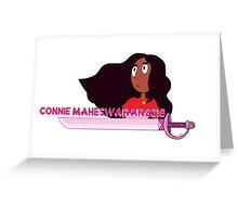 Connie Maheswaran 2016 Greeting Card