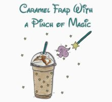 Caramel Frap with a Pinch of Magic by taydizzle25