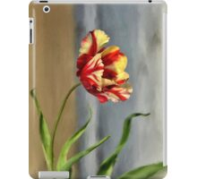 Red And Yellow Parrot Tulip iPad Case/Skin