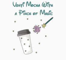 Venti Mocha with a Pinch of Magic by taydizzle25