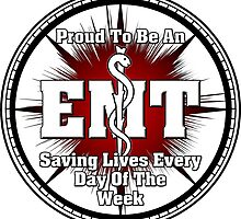 Proud To Be An EMT by xzendor7