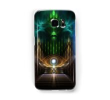 Contemplating Oz Samsung Galaxy Case/Skin