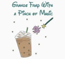 Grande Frap with a Pinch of Magic Kids Tee